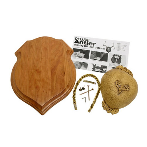 Walnut Hollow Walnut Hollow Deluxe Antler Display Kit Cherry 29431