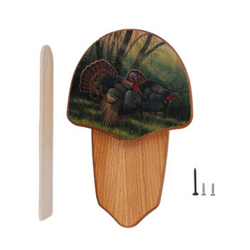 Walnut Hollow Walnut Hollow Turkey Display Kit, Oak, Turkey Image 40037