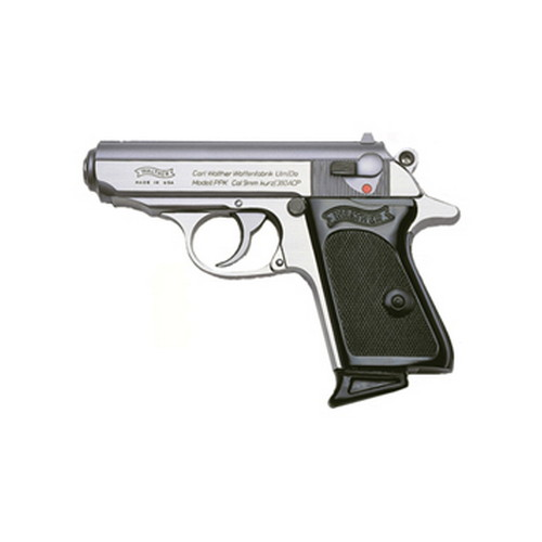 Walther Pistol Walther PPK .380 ACP Stainless 2246001