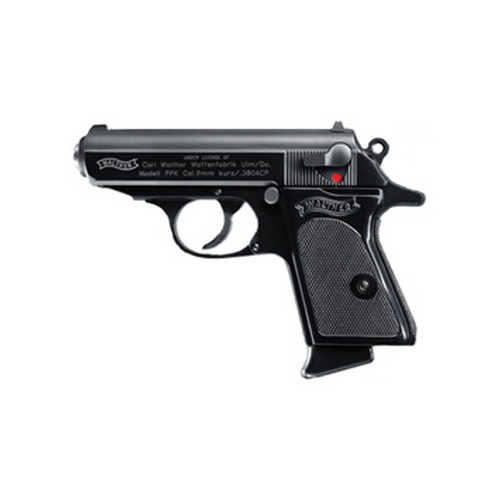 Walther PPK .380 ACP Blued
