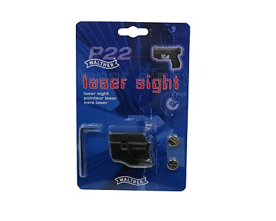 Walther Lasersight for P22