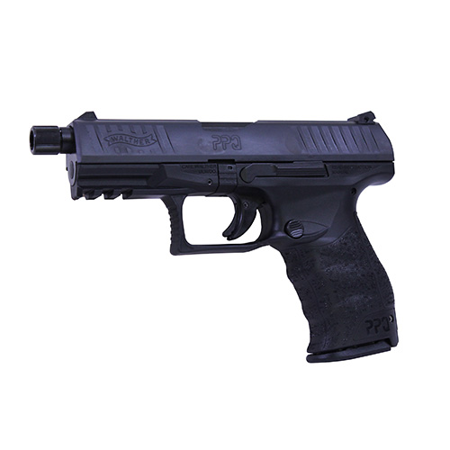 Walther PPQ M2 Navy SD, 9mm, 15/17 Round