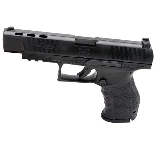 "Pistol Walther PPQ M2 9mm Luger, 5"", Black 2796091"