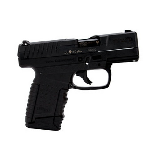Walther PPS 9mm, Black