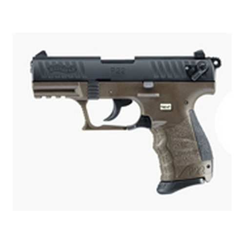 Walther Walther P22 Pistol, .22 Long Rifle Military 3.42