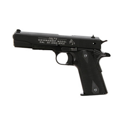 Walther Pistol Walther Colt 1911 22 Long Rifle Black, 12 Round 5170304