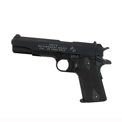 Walther Pistol Walther Colt 1911 22 Long Rifle Black, 10 Round 517030410