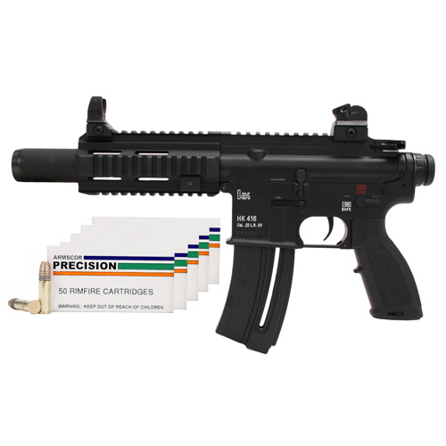 Walther Walther HK416 22 Long Rifle 9