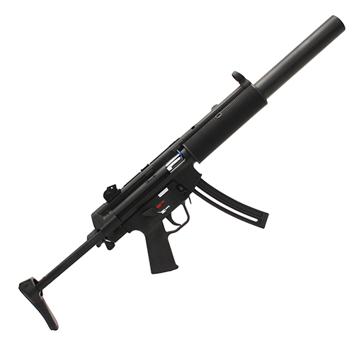 Walther Rifle Walther HK MP5 A5 22 Long Rifle SD, 20 round 5780311