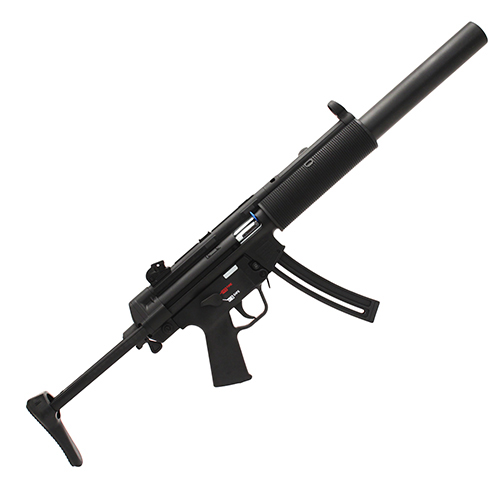 Walther HK MP5 A5 22LR SD, 10 Round