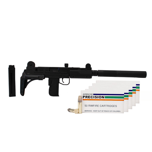 Walther Walther Uzi 22 Long Rifle 16.1