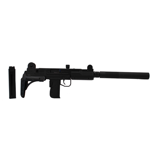 Walther Walther Uzi 22 Long Rifle Series Rifle, 10 Round 579030010