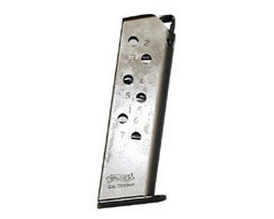 Walther Walther Magazine PPK .380 ACP Standard 6 Round SS VAF04412