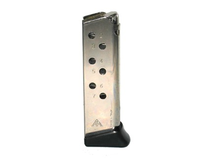 Walther Walther Magazine PPK/S .380 ACP w/Finger Rest 7 Round SS VAF24413