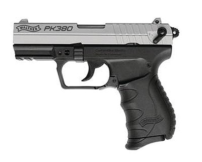 Walther Pistol Walther PK380 Nickle 3.6