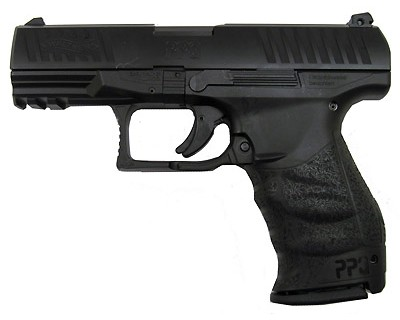 Walther Pistol Walther PPQ 9mm Luger Black Synthetic 4.1