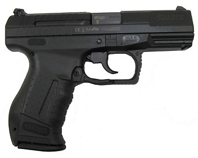 Walther Pistol Walther P99 AS 9mm Luger 4