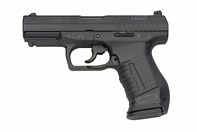 Walther Pistol Walther P99 AS 40 S&W Traditional, DA, 4.1