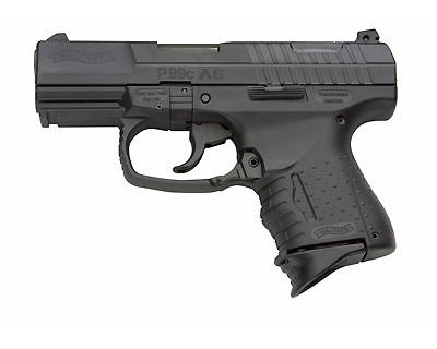 Walther Pistol Walther P99 AS Compact, 9mm Luger DA, 3.5