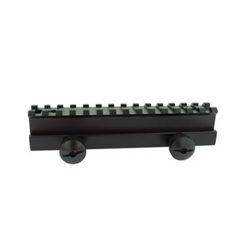 Weaver Weaver AR-15 Single Rail Flat Top, Matte Black 48321