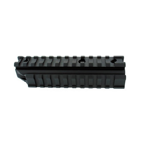 Weaver AR-15 Tri Rail Carry Handle, Mount Black
