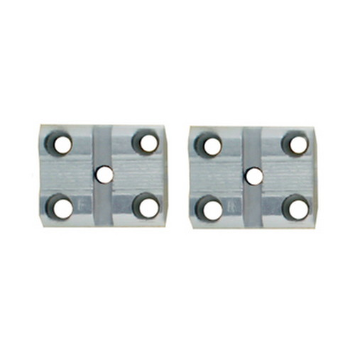 Weaver Weaver Base Pair Top Mount Browning X-Bolt Silver 48495