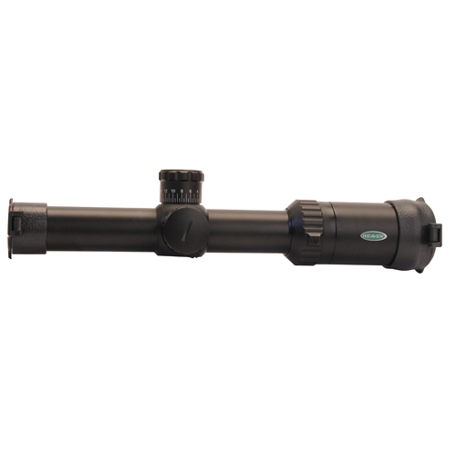 Weaver Kaspa Series Scopes Dual-X Front Focal Plane Tactical 30mm