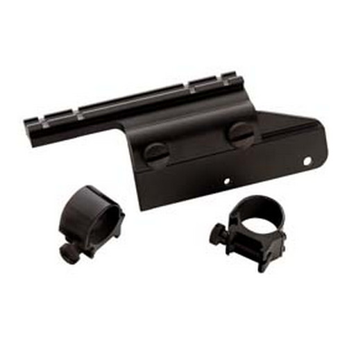 Weaver Converta-Mount System Remington 870/1100/1187 Standard, Black
