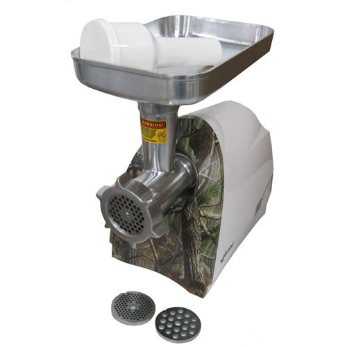 Weston Products Weston Products Grinder #8 Electric Realtree Heavy Duty 575 Watt 33-0201-RT