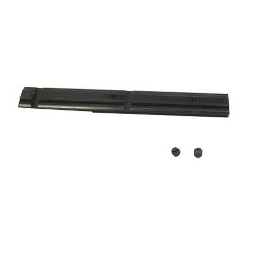 Weaver Weaver 1 Piece Tip-Off Base TO-10, Gloss Black 48202