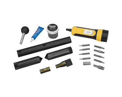Wheeler 30mm Scope Mounting Kit 274-117