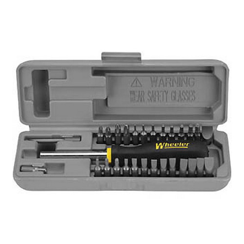 Wheeler Wheeler Space-Saver Screwdriver Set 664507