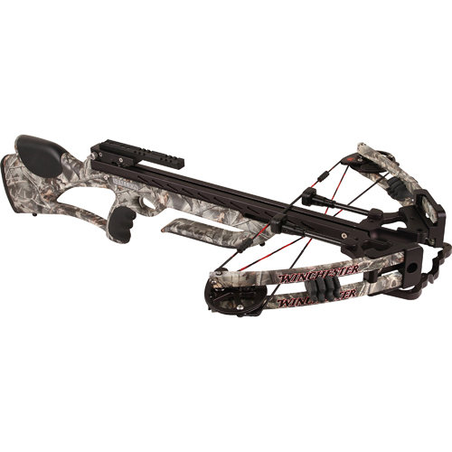 Winchester Archery Winchester Archery Stallion SS Crossbow Package w/FFP Scope 201165RBP3