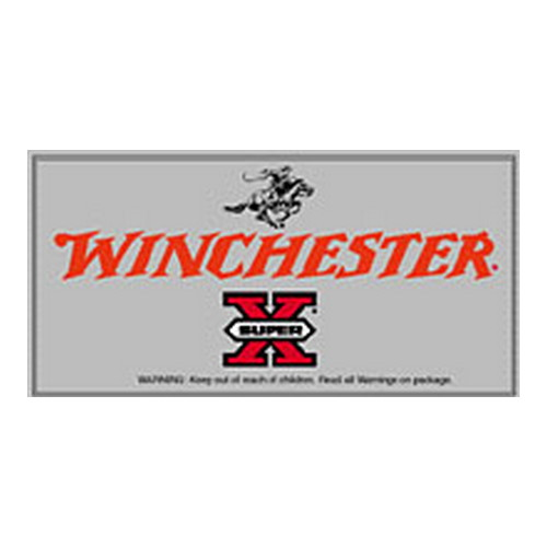 Winchester Ammo Winchester Ammo 357 Magnum 357 Mag, 125gr, Super-X Jacketed Hollow Point, (Per 50) X3576P