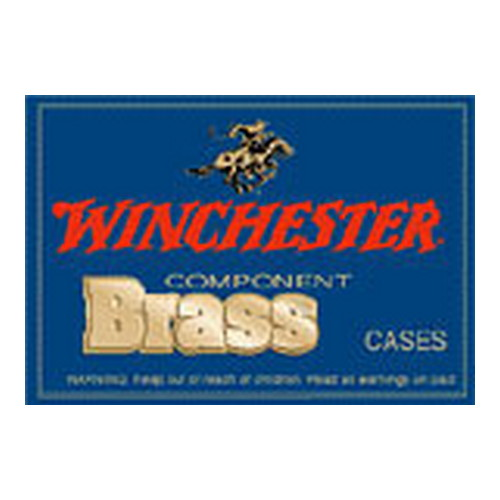 Winchester Ammo Unprimed Brass 22-250 Remington (Per 100)