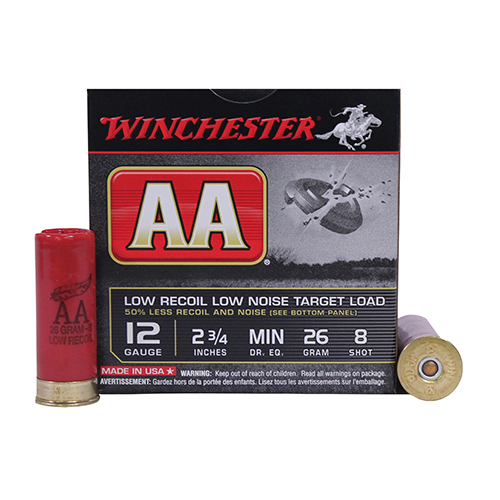 Winchester Ammo Winchester Ammo AA Target Load 12 Gauge 2.75