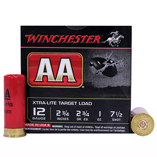 Winchester Ammo Winchester Ammo AA Target Load by Winchester 12 Gauge, 2 3/4