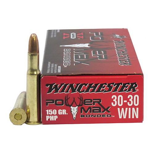 Winchester Ammo 30-30 Winchester 150gr PowerMax Bonded (Per 20)
