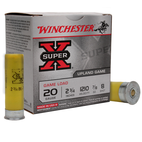 Winchester Ammo Winchester Ammo 20 Gauge, 2 3/4