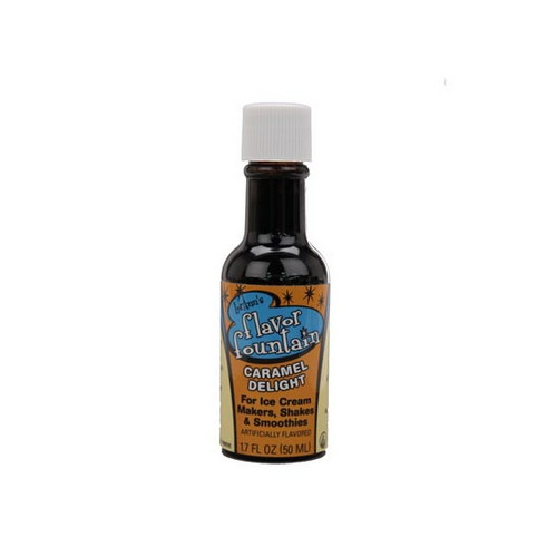 YayLabs! YayLabs! Flavor Fountain Carmel Delight (Per 1) F-FF-BOTTLE-CD