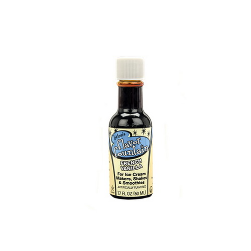 YayLabs! YayLabs! Flavor Fountain French Vanilla (Per 1) F-FF-BOTTLE-FV