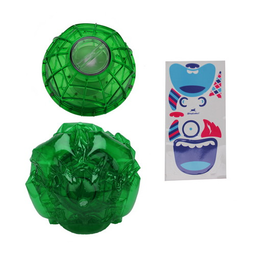 YayLabs! Ice Cream Ball - Pint w/Inflatable Cover, Green