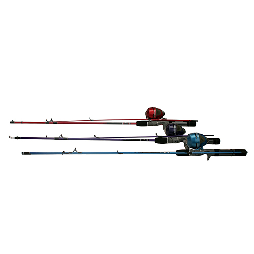 Zebco quantum 202k 562m slingshot spincast combo for Slingshot fishing pole