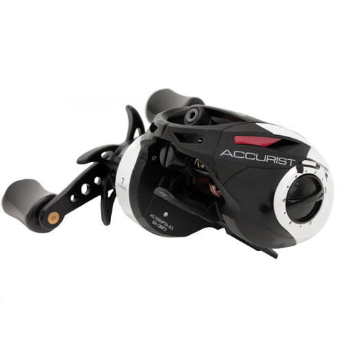 Zebco / Quantum Accurist 6bb, Right Hand BC Reel 7.0:1