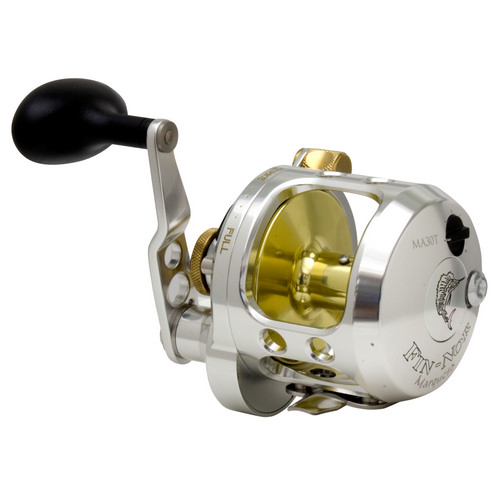 Zebco / Quantum Fin-nor Marquesa Lever Drag Reel w/Top Bar 30sz