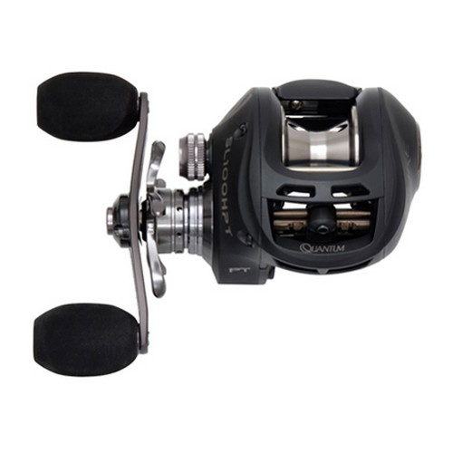 Zebco / Quantum Quantum Smoke Baitcast Reel Right Hand 8+1 BB 7.0:1