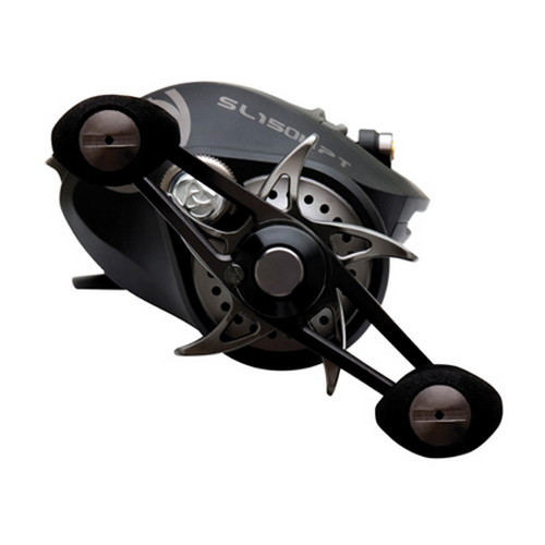 Zebco / Quantum Quantum Smoke Baitcast Reel 150, Right Hand 6.6:1