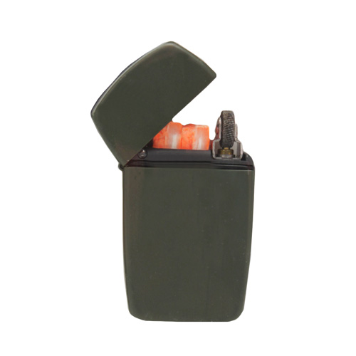 Zippo Zippo Emergency Fire Starter Metal, Green 44004