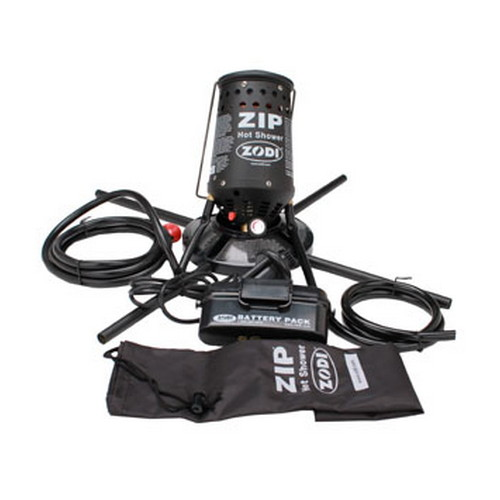 Zodi Outback Gear Zodi Outback Gear Zip Shower, w/Piezo, Soft Case 3920