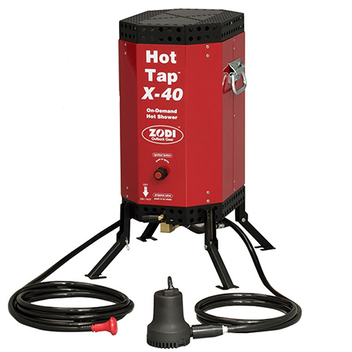 Propane Hot Tub Water Heater